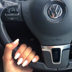 Fresh nails :P I go to Celine nails In Mosman :) Colour- Funny bunny by OPI Shape- Coffin