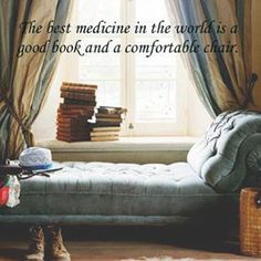 The best medicine in the world...