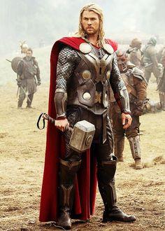 Thor is my dream man ;)