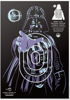Darth Vader target