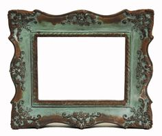 it height and do a photo transferred glass to insert into the frame Antique Picture Frames, Glass Picture Frames, Antique Pictures, Antique Frames, Old Frames, Vintage Frames, Wooden Frames, Mirror Painting, Painting Frames