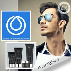 Monat Black System ➡️www.monat4ever.mymonat.com ✔️Benefits  MONAT BLACK System is designed for all his needs. ✔️Includes  MONAT Black Men's 2-in-1 Shampoo + Conditioner - A complete 2-in-1 system that cleanses and conditions while maintaining essential moisture and balance for youthful, healthy hair. Penetrates and nurtures the scalp while helping boost natural hair growth and improve follicle strength to reduce hair thinning.  MONAT BLACK Groom Styling Clay- Versatile styling clay that…