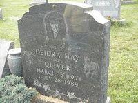 Deidre May Oliver (1971 - 1989) - Genealogy