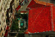 Istanbul, vanaf de Galatatoren by Betul Tekeli