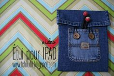iPad cover - video tutorial