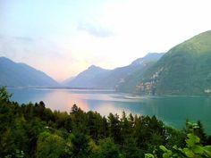 La bellezza del Lago d'Idro