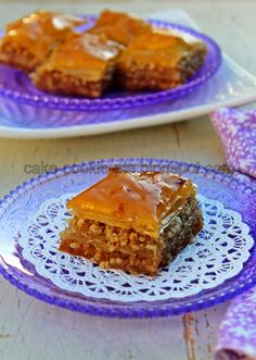 What's for dessert?: Baklava