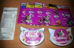 5,00€ Whiskas/Pedigree Sofort-Rabatt-Coupons mit 5,00€ MBW auf alle Produkte bei ROSSMANN
