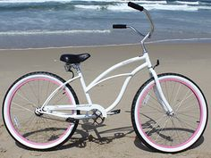 "Firmstrong Urban Lady Limited Single Speed - Women's 26"" Beach Cruiser Bike"