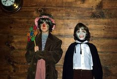 How To Reuse Last Year's Halloween Costume - Neatorama