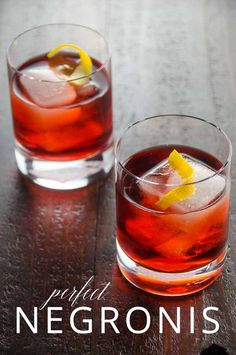 The Negroni is a best-in-class classic cocktail and a perfect aperitif. Italian Cocktails, Classic Cocktails, Fun Cocktails, Easter Cocktails, Mezcal Cocktails, Spring Cocktails, Negroni Cocktail, Cocktail Drinks, Mango Cocktail