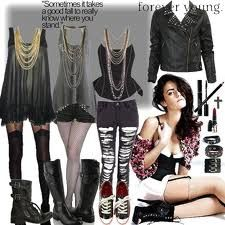 effy stonem fashion - cute but kinda slutty
