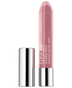 Love this product!  Clinique Chubby Stick Shadow Tint for Eyes - Clinique Makeup - Beauty - Macy's