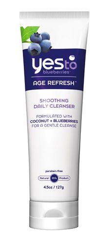 Yes to Blueberries Age Refresh - detergente viso