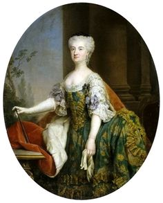 Portrait of Konstancja Czartoryska, Marcello Bacciarelli