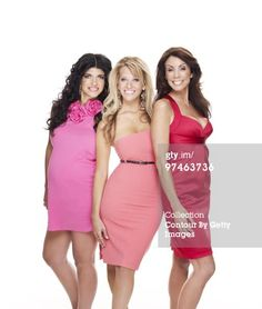 teresa giudice getty images | Cast of the Real Housewives of New Jersey, US Weekly, July 6, 2009 ...