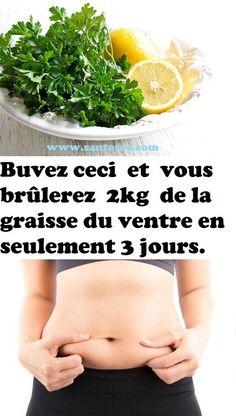 Buvez ceci et vous brûlerez 2kg de la graisse du ventre en seulement 3 jours Health Fitness, Vide, Healthy, Comme, Sport, Diet, Detox Diet Drinks, Smoothie, Abdominal Fat
