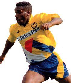 Jay Jay Okocha, Eintracht Frankfurt 1993
