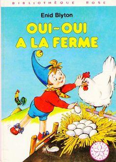 Oui Oui Et La Gomme Magique By Enid Blyton Bibliotheque