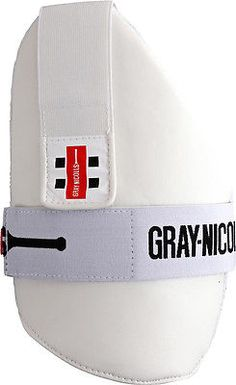 Gray nicolls leg guard protection gear #cricket #players test inner #thigh pad,  View more on the LINK: 	http://www.zeppy.io/product/gb/2/152123014513/
