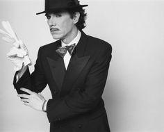 Andy Warhol by P.Houlès 1982
