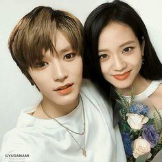 #taesoo #nctblackpink Ji Soo, Taeyong, Nct, Idol, Korean, Couples, Ships, Random, Boats