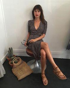 Pin for Later: Les 27 Françaises les Plus Stylées à Suivre Sur Instagram Jeanne Damas