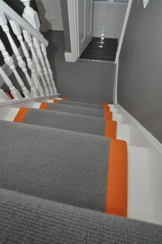 Best 4 059 Wool Stair Runners Bowloom Wool Carpet Fitted Stair 400 x 300