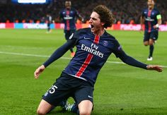 Adrien Rabiot: PSG's homegrown star could be key to beating former club Manchester City