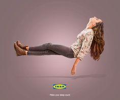 IKEA: Make your sleep count 4