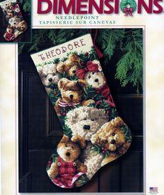 Cross Stitch Christmas Stockings, Cross Stitch Stocking, Christmas Stocking Pattern, Xmas Cross Stitch, Xmas Stockings, Christmas Cross, Counted Cross Stitch Patterns, Cross Stitching, Needlepoint Stitches