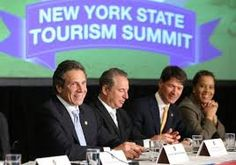 New York's Gov. Cuomo Announces $60 Million Campaign to Grow Tourism  by Loren G. Edelstein-May 9, 2013