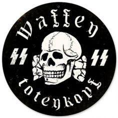 Waffen SS Axis Military Round Metal Sign - Victory Vintage Signs by Victory Vintage Signs. $18.95. Dimension: 14 x 14. Vintage Sign. High Resolution Color Image. Quality Heavy Gauge Metal Sign. Made in the USA. This Waffen SS round metal sign measures 14 inches by 14 inches and weighs in at 1 lb(s). This round metal sign is hand made in the USA using heavy gauge american steel and a process known as sublimation, where the image is baked into a powder coating for a durable an...