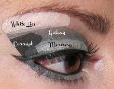Smokey eye instructions