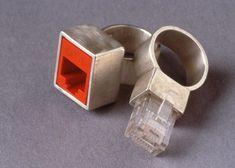 Ethernet Wedding Rings