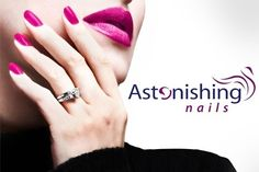 Astonishing Nails Gelosophy Course available at www.transformnailandbeauty.co.uk