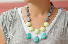 Designer Quality Statement Necklaces 78% off at Groopdealz