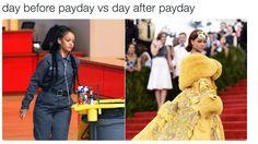 "25 Rihanna Memes That'll Make You Say ""Me, I Am Rihanna"""