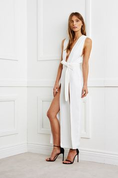 8557383014d Maurie and Eve Ma Jolie Dress White find it and other fashion trends.  Online shopping for Maurie and Eve clothing.