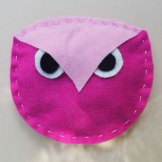 How to make a cute fridge magnet Owl!