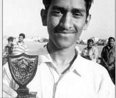 c.1994 :: Mahendra Singh Dhoni in School #history #historypics #images #pictures  Mahendra Singh Dhoni (About this sound pronunciation (help·info); commonly known as M. S. Dhoni; born 7 July 1981) is an Indian cricketer and the current captain of the Indian national cricket team in limited-overs formats. An attacking right-handed middle-order batsman and wicket-keeper, he is widely regarded as one of the greatest finishers in limited-overs cricket.