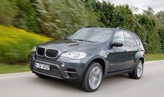 Diesel power --> BMW X5
