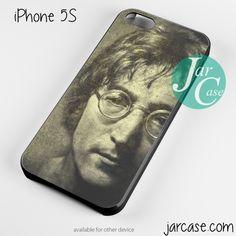 john lenon the beatles Phone case for iPhone 4/4s/5/5c/5s/6/6 plus