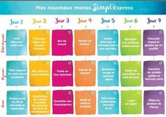 Diabetic meals 829717931323306340 - semaine de menus simpl'express Source by Menu Express, Menu Weight Watchers, Clean Eating Menu, Clean Diet, Weigth Watchers, Diet Inspiration, Batch Cooking, Baby Food Recipes, Food Baby