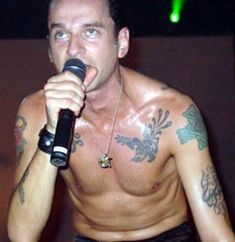 Dave Gahan Dave Gahan, Cool Bands, Handsome, Tattoos, Celebrities, Female Male, Image, Google, Depeche Mode