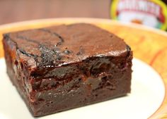 Paul A Young Marmite Brownie