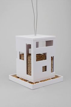 bird cafe bird house