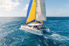 Lagoon 39 Catamaran Boat Review   Cruising World