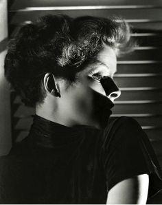 Katharine Hepburn, photo by Ernest A Bachrach