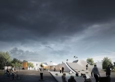 E + E AND LETH & GOR WINS LANGVANG MULTIFUNCTIONAL SPORTS BUILDING COMPETITION